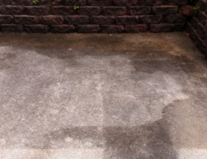 before paver patio stone power wash pressure wash in Reisterstown MD 21136
