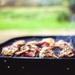 photo of a barbecue